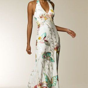 Mary L Couture Maxi Dress Sz 2